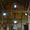 """Record-Eagle/Allison Batdorff <br /> Barns have a lofty purpose about them, which is why """"barn weddings"""" are the current rage."""