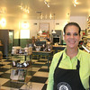 Record-Eagle/Carol Thompson Gail Lawson manages American Spoon Foods in downtown Traverse City. She said the store had great June sales and expects strong business through the rest of the summer.