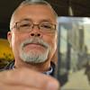 Record-Eagle/Allison Batdorff<br /> Rare paper dealer Don Harrison is organizing the first annual Traverse City Antique Postcard & Rare Paper Show.