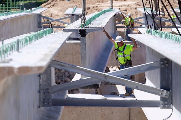 Cass Bridge Construction