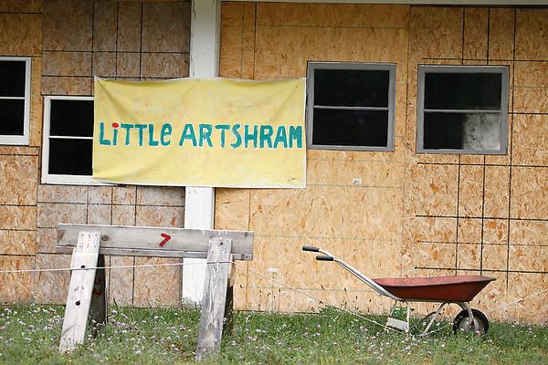 Record-Eagle/Jan-Michael Stump<br /> Little Artshram summer camp.