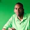 Record-Eagle/Jan-Michael Stump<br /> Green Things Plus owner Art Jones.