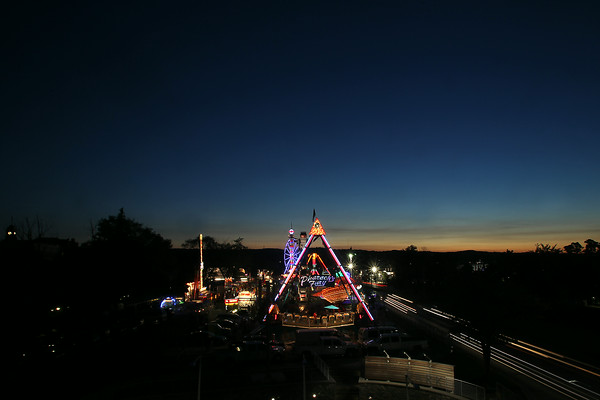 NCF MIDWAY SUNSET