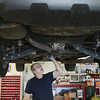 Record-Eagle/Keith King<br /> Blane Krupa, mechanic, performs an automobile inspection Friday, June 28, 2013 at Traverse City Fleet Repair.