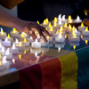 VIGIL FOR VICTIMS IN ORLANDO