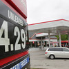 Record-Eagle/Keith King<br /> The price of a gallon of regular unleaded gasoline is displayed as $4.29 Wednesday, June 5, 2013 at the Speedway station at the intersection of Union Street and 14th Street in Traverse City. The national average price of a gallon of regular unleaded gasoline is $3.62, with Michigan's average listed at $4.11 according to AAA's Daily Fuel Gauge Report.