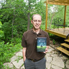 "Record-Eagle/Keith King<br /> Jake Smith, of Traverse City, author of ""Wish."""