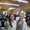 Record-Eagle/Glenn Puit <br /> Charlene Kolodziej, left, and Marley Martin stand in their new store, Grand Traverse Saddlery, on M-72 East in Williamsburg. The store offers a complete line of tack, boots and apparel for horse lovers.