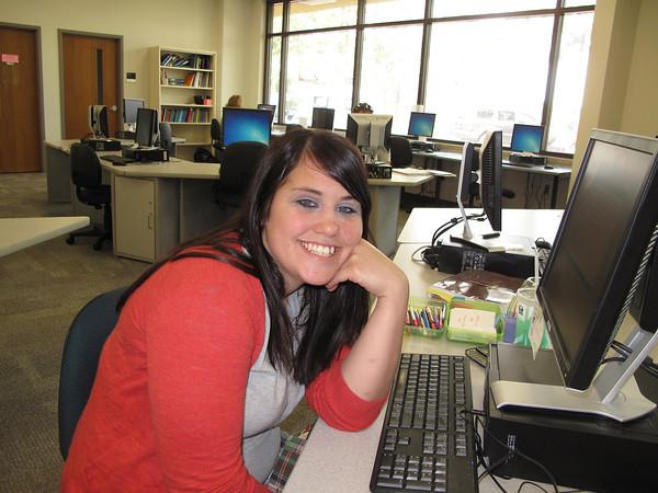 Record-Eagle/ Anne Stanton<br /> Jamie Bowen future nursing student