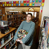 "Record-Eagle/Keith King<br /> ""We aren't reaching our entire population here ... if they can't get to the library,"" said Virginia Roberts, director at the Suttons Bay-Bingham District Library."