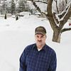 Record-Eagle/Keith King<br /> Mark Griner, of Lake Ann, is a former staff sergeant with the Michigan Army national Guard, and he has a son who's in sixth grade.