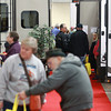 Record-Eagle/Keith King<br /> Campers and recreational vehicles are arranged as people browse Friday, March 22, 2013 during the Michigan Association of Recreation Vehicles and Campgrounds (MARVAC) Northwest Michigan Camper and RV Show at the Grand Traverse County Civic Center. The show is also scheduled for Saturday from 11:00 a.m. until 8:00 p.m. and Sunday from 11:00 a.m. until 5:00 p.m.