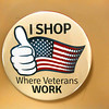 Record-Eagle/Marta Hepler Drahos<br /> Shop where veterans work button