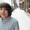 Record-Eagle/Glenn Puit<br /> Jonah Villanueva, 10, is an advocate for endangered birds. He's holding a fundraiser today at Books-A-Million for his favorite raptor sanctuary, Wings of Wonder, in Empire.