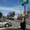 "Record-Eagle/Jan-Michael Stump<br /> ""It's not a sleepy little street anymore,"" Maggie Kent said of Cass Street, where she has lived for over 20 years."