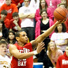 Record-Eagle/Jan-Michael Stump<br /> Suttons Bay's Dwaun Anderson named Mr. Basketball.