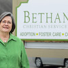 Record-Eagle/Keith King<br /> Toni Carter is the adoption specialist at Bethany Christian Services in Traverse City.