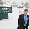 Record-Eagle/Keith King<br /> Garfield Township supervisor Chuck Korn's township went from 13,840 residents in 2000 to 16,256 in 2010.