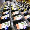 Record-Eagle/Allison Batdorff photos<br /> Evergreen Market makes four types of kale chips: garlic, lemon ginger, Cajun and dinosaur kale.