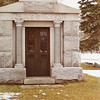 Record-Eagle/Jan-Michael Stump<br /> The Hannah mausoleum as it appears today in Oakwood Cemetery.