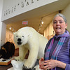 Record-Eagle photos/Allison Batdorff<br /> Terry Tarnow, Dennos Museum Store manager, opened the Inuit art buying trip up to the public a decade ago, and it has become a popular tradition for many collectors.