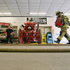 FIREFIGHTER AGILITY TESTS