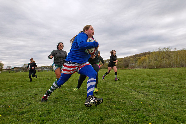 TC BLUES WOMEN'S RUGBY
