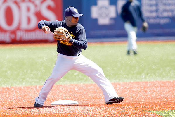 Record-Eagle file photo/Jan-Michael Stump<br /> Traverse City's James Guerrero is slated to start at second base and hit in the No. 2 spot in the lineup.