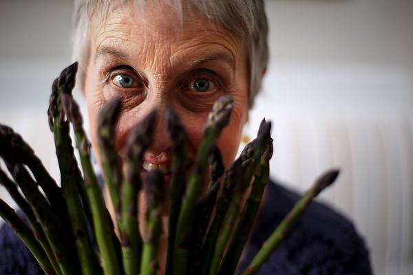 Asparagus Poetry