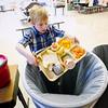 SCHOOL LUNCH WASTE