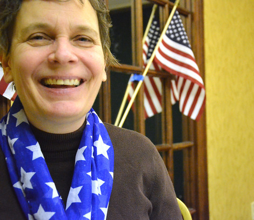 Record-Eagle/Allison Batdorff<br /> There is strength in numbers said Margaret Learner. The Rapids City resident is looking to connect with other parents of children with combat-related PTSD.