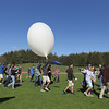 WEATHER BALLOON RELEASE