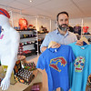 Record-Eagle/Dan Nielsen<br /> Beau Warren and his wife, Jennifer Warren, will on Sunday open the Mi Happy Place shop at 346 E. Front St.