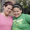 Record-Eagle/Lisa Perkins<br /> Angela Sweeney and her daughter, Khamille Williams, found that Girls on the Run has helped them with more than weight loss.