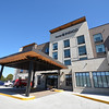 Record-Eagle/Dan Nielsen<br /> Management plans to open Hotel Indigo very soon.