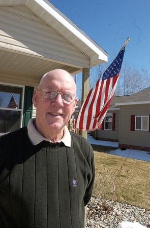 Bill Fagan of Traverse City survived a POW german prison camp during World War II.
