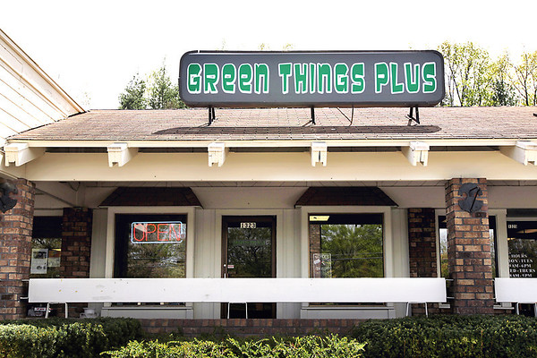 Record-Eagle/Keith King<br /> Green Things Plus is located in Garfield Township.