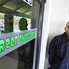 Record-Eagle/Keith King<br /> Arthur Jones is a co-owner of Green Things Plus in Garfield Township, where he dispenses medical marijuana.