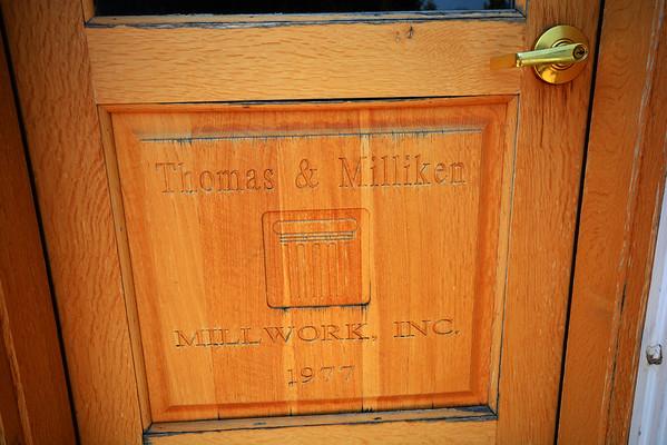 Record-Eagle/Dan Nielsen<br /> Thomas & Milliken Millwork, Inc. started doing business in 1977.