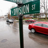 Record-Eagle/Keith King<br /> Traffic travels on North Division Street in Traverse City.