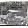 Record-Eagle/Keith King<br /> A photo of Riverside Canoe Trips when it was first owned by Tom and Kathy Stocklen is displayed at the business.