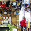 Record-Eagle/Keith King<br /> Kelly Orr speaks with a customer on the phone. Kelly and her husband, Kyle, are the owners of the business, which they bought from Tom and Kathy Stocklen.