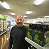 Record-Eagle/Dan Nielsen<br /> Gary Privette on the sales floor of his Eastfield Party Store, now in Garfield Centre.