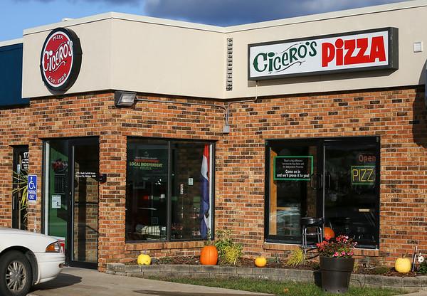 CICERO'S PIZZA