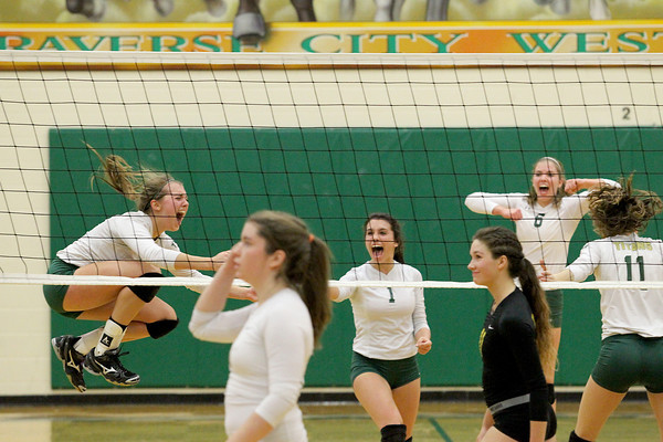 VOLLEYBALL: TCC AT TCW