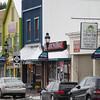Record-Eagle/Keith King<br /> <br /> Businesses along North Bridge Street Thursday, November 17, 2011 in downtown Bellaire.