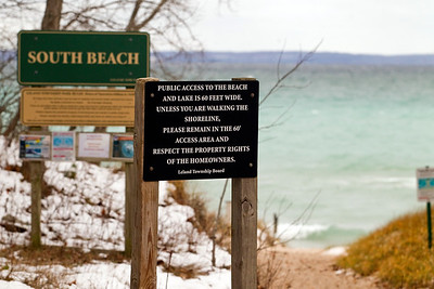LELAND BEACH