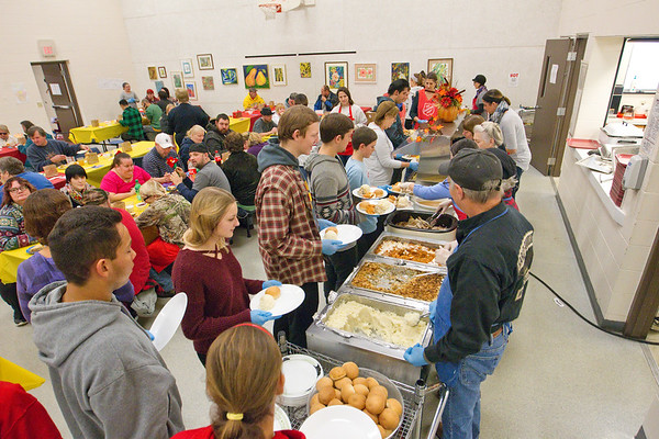 COMMUNITY THANKSGIVING MEAL