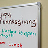 SAFE HARBOR THANKSGIVING