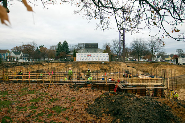 ST FRANCIS CONSTRUCTION